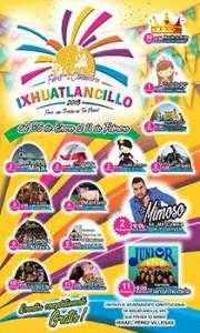 Feria Ixhuatlancillo 2018