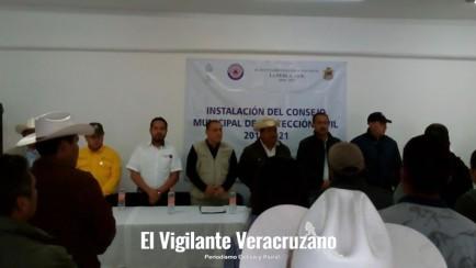 comité de proteccion civil en la perla