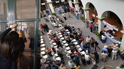 inicia con problemas ayuntamiento de xalapa