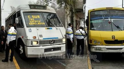 operativo de transporte publico