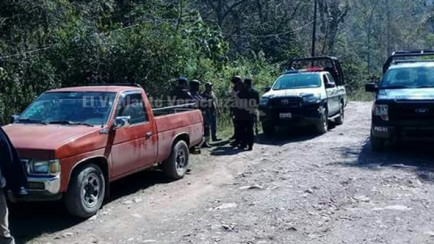 rescatan a presunto secuestrado en zongolica
