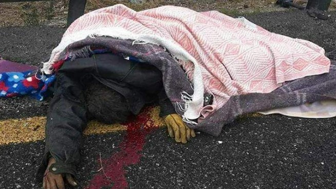 un muerto por accidente en la pista puebla-orizaba