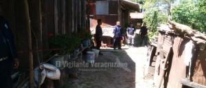 presunto homicidio en tehuipango