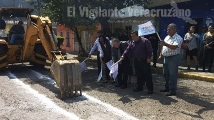 rehabilitacion de calles en ciudad mendoza