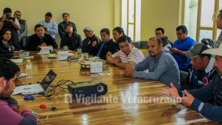 reunion de alcaldes de zongolica
