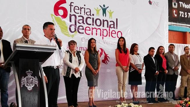 sexta feria nacional de empleo