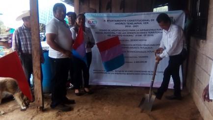 alcalde de tenejapan viola la veda electoral