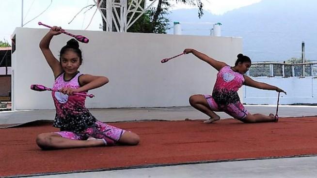 gimnasia ritmica en nogales