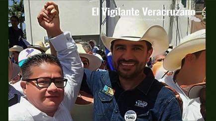 se suma alcalde de Nogales al proyecto de Yunes Márquez