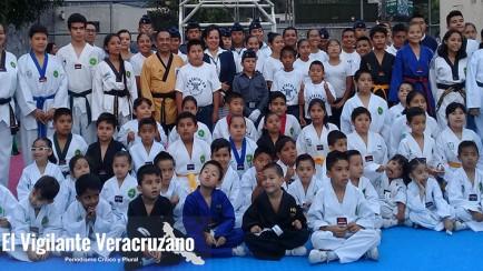 105 aniversario tae kwon do