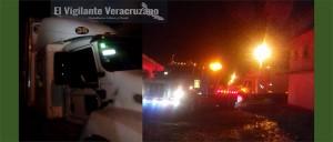 camion robado hallado en mariano escobedo