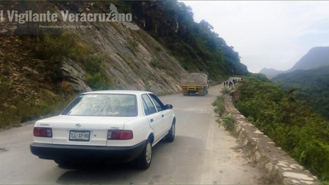 carretera rafael delgado-magdalena