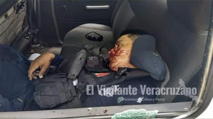 policías asesinados en tezonapa