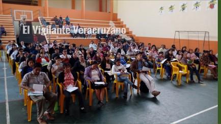 taller sobre convivencia escolar en zongolica