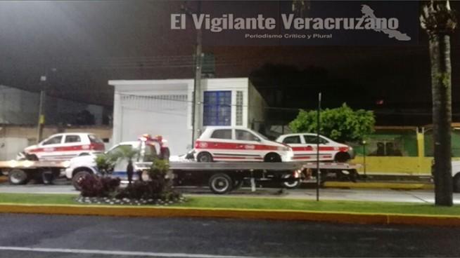 aseguran bodega con autos robados en orizaba