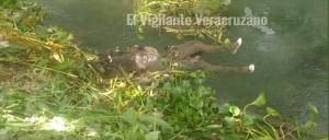 hallan cuerpo de joven en rio matzinga
