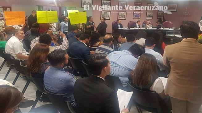 manifestacion de mixtla en xalapa