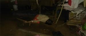 muerta en el interior de su vivienda