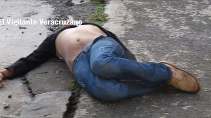 joven asesinado en rafael delgado