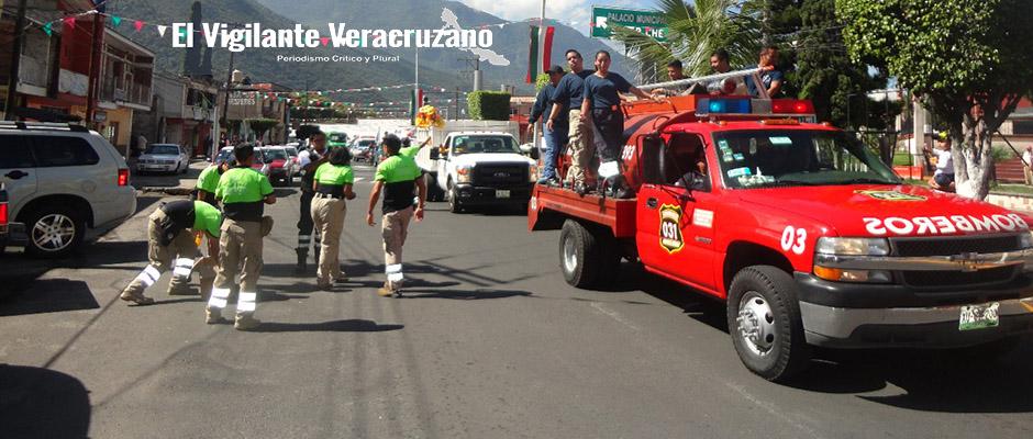 semana nacional de protección civil en nogales