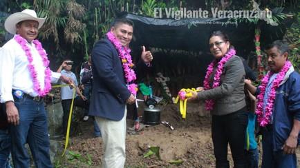 ayuntamiento de zongolica adquiere 58 hs de terreno para familias de tonalixco grande