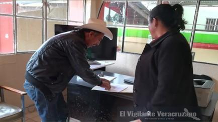 delimitan territorio de texhuacan