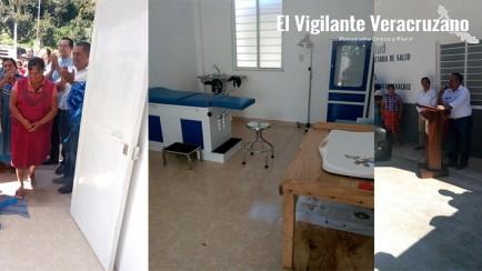 inauguran dispensario médico en san lorenzo la perla
