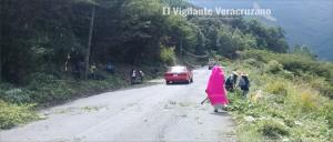 limpieza de carreteras para prevenir accidentes