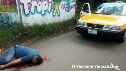 taxista ejecutado en rafael calería córdoba