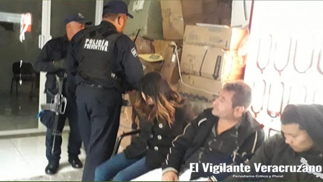 detienen a presuntos robacarros en ixhuatlancillo