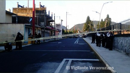 policía de orizaba asesina a dos inocentes