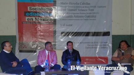socialismo educativo en mexico