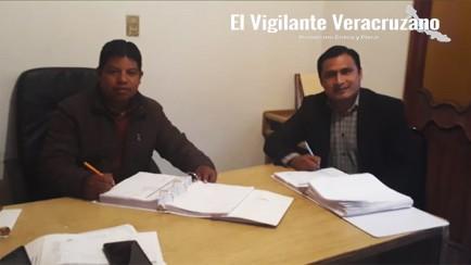 Marcelo Tepole Ramírez, nuevo delegado de la sev en zongolica