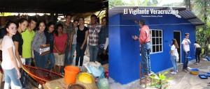 alumnos del itsm construyen viviendas en ixtac