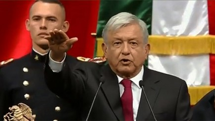 andres manuel lópez obrador presidente de la república 2018