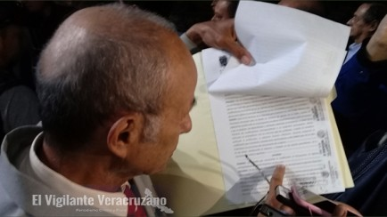 ediles desaprueban informe de alcalde de rio blanco