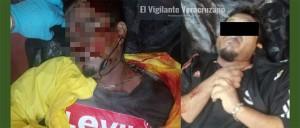 presuntos narcomenudistas ejecutados en fortin
