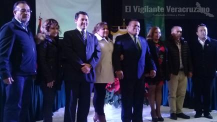 rinde alcalde de atzacan su primer informe de gobierno