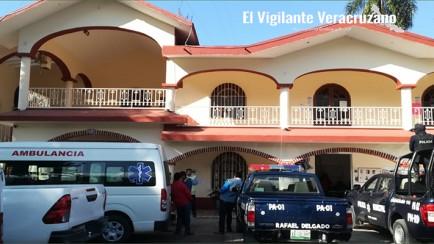 roban vehículo oficial del ayuntamiento de rafael delgado