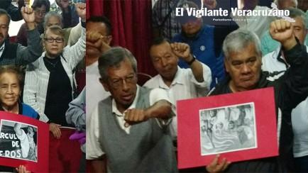 ex obreros recuerdan a los mártirez