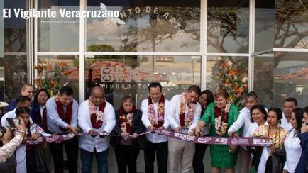 inauguran el edificio de las artes en ixtaczoquitlán