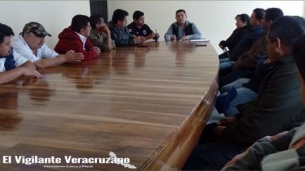 proyecto vialidad 2019 en zongolica