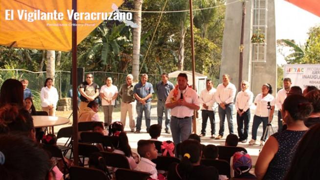 INAUGURAn TANQUE ELEVADO EN CHILTEPEC 3