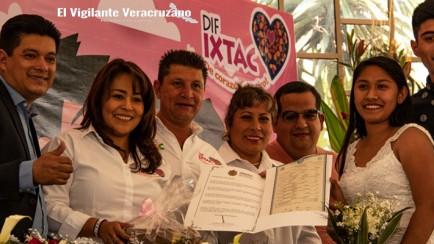 bodas colectivas en ixtaczoquitlán