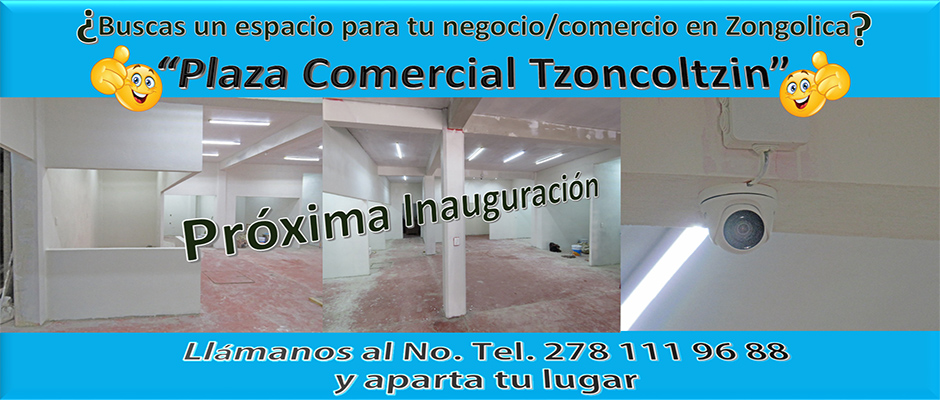 plaza comercial tzoncoltzin zongolica2