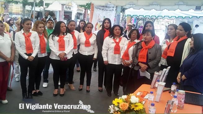 Feria Multidisciplinaria en Contra de la Violencia de Género