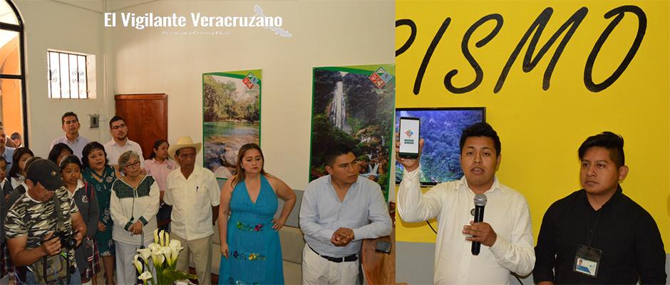aplicacion para impulsar turismo en zongolica