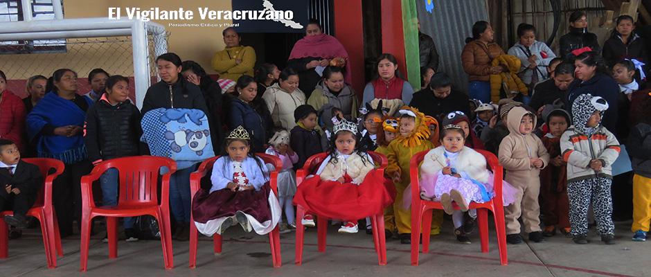 arranque de la primavera y natalicio de benito juarez garcía en texhuacan