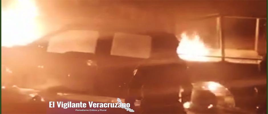 ataca CJNG a Fuerza Civil en Veracruz2