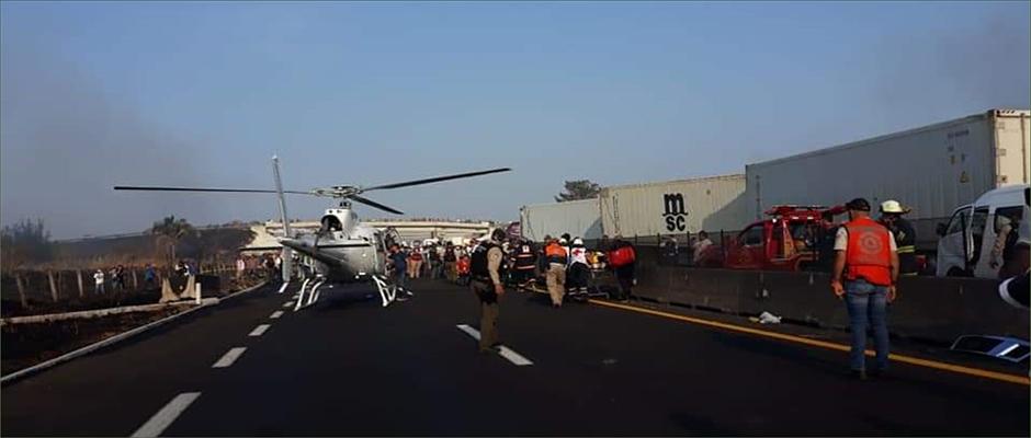 carambola en carretera Cardel-Veracruz3